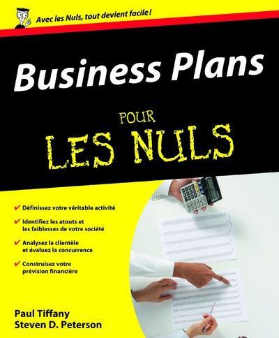 BUSINESS PLAN POUR LES NULS