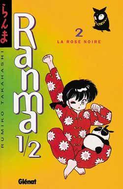 RANMA 1/2 - TOME 02 - LA ROSE NOIRE