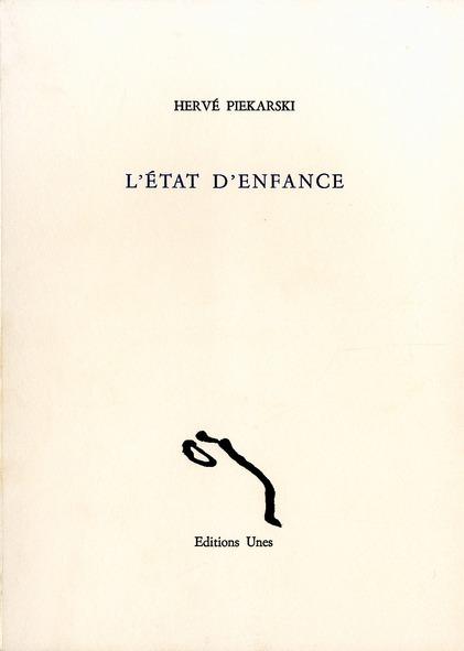 ETAT D'ENFANCE