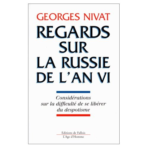 REGARD SUR LA RUSSIE DE L'AN 6