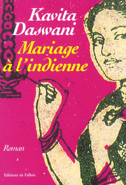 MARIAGE A L'INDIENNE