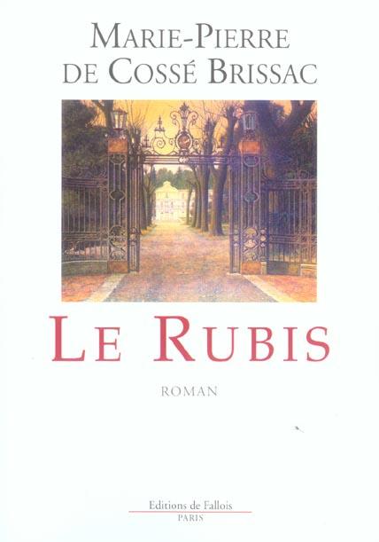 LE RUBIS