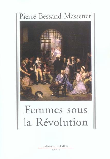 FEMMES SOUS LA REVOLUTION