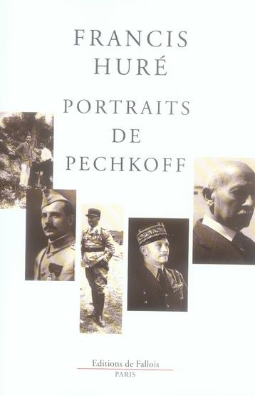 PORTRAITS DE PECHKOF