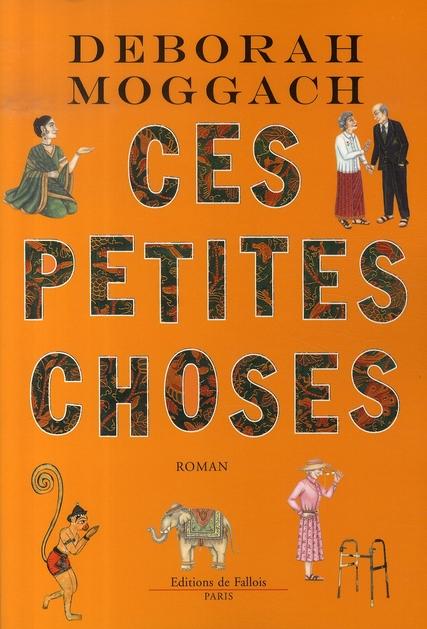 CES PETITES CHOSES