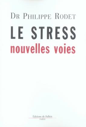 LE STRESS NOUVELLES VOIES