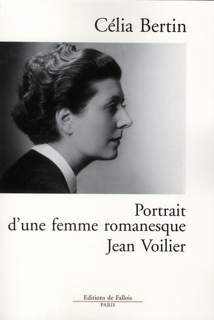 PORTRAIT D'UNE FEMME ROMANESQUE