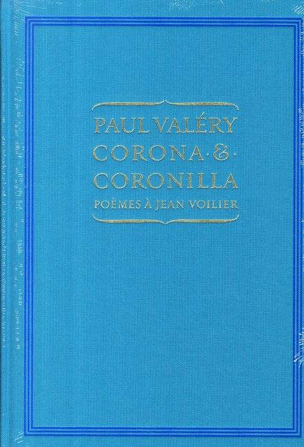 CORONA ET CORONILLA (EDITION RELIEE)