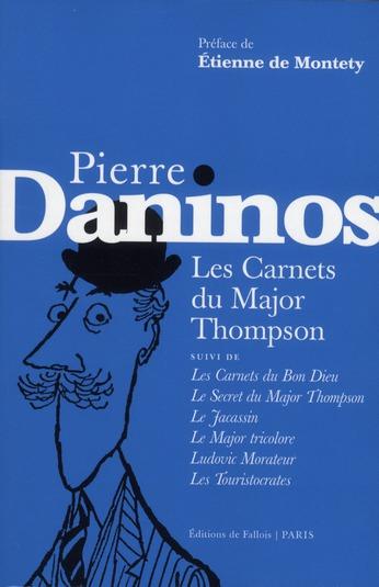 LES CARNETS DU MAJOR THOMPSON SUIVI DE ...F