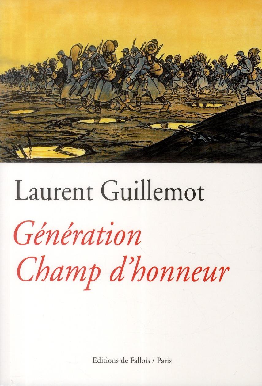 GENERATION CHAMP D'HONNEUR