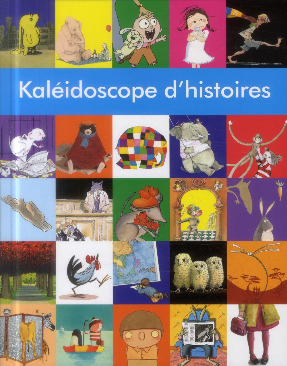 KALEIDOSCOPE D'HISTOIRES