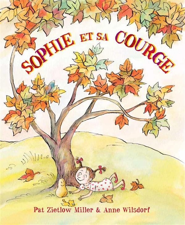 SOPHIE ET SA COURGE