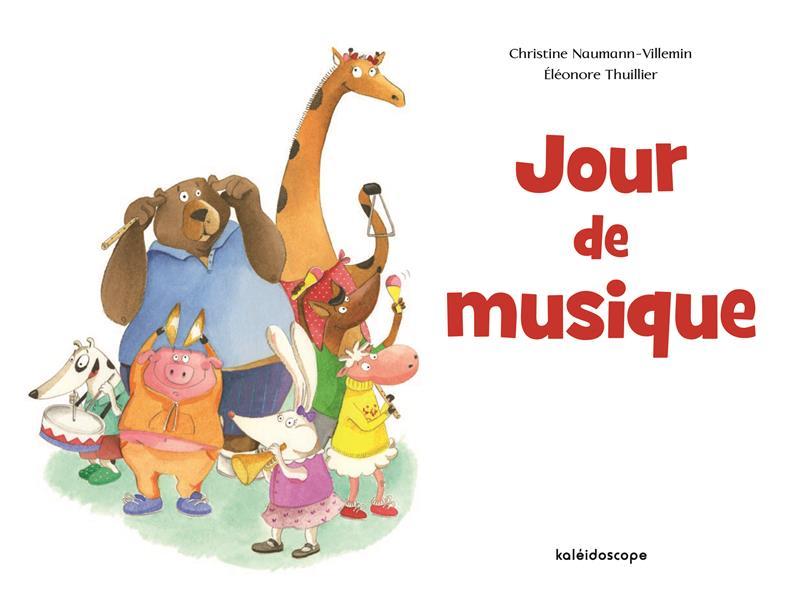 JOUR DE MUSIQUE