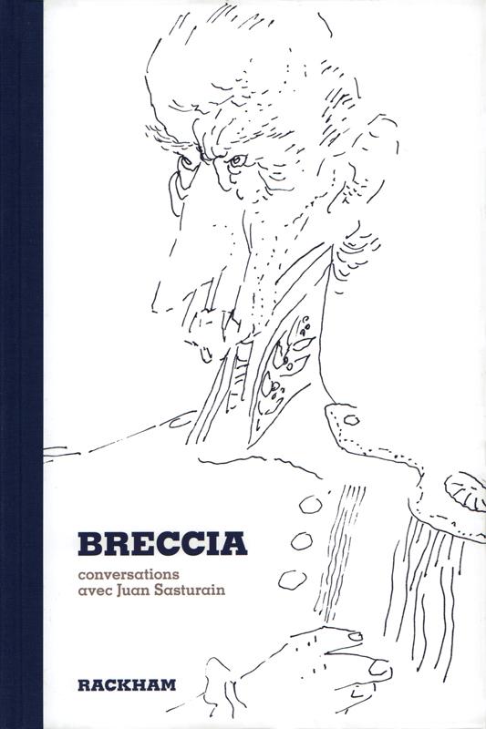 BRECCIA - CONVERSATIONS AVEC JUAN SASTURAIN