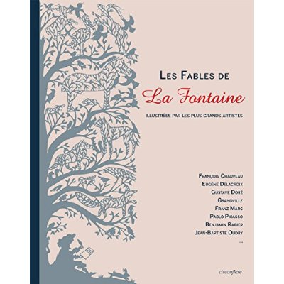 FABLES DE LA FONTAINE ILLUSTRES PAR LES PLUS GRANDS ARTISTES
