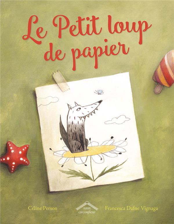 PETIT LOUP DE PAPIER (LE)