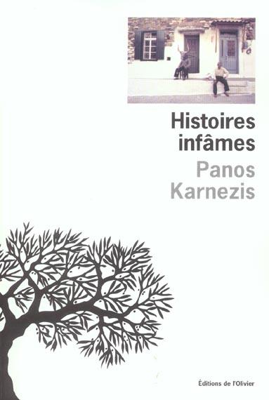 HISTOIRES INFAMES