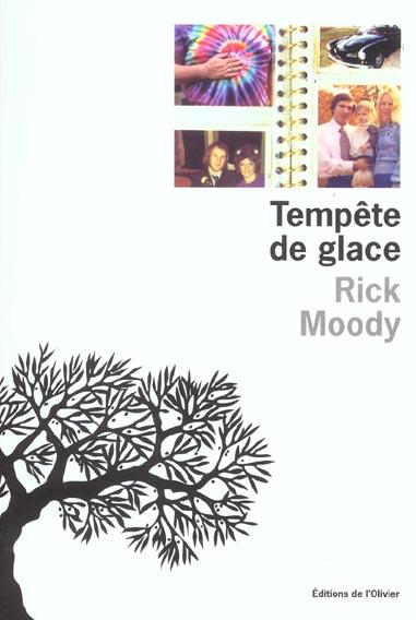 TEMPETE DE GLACE
