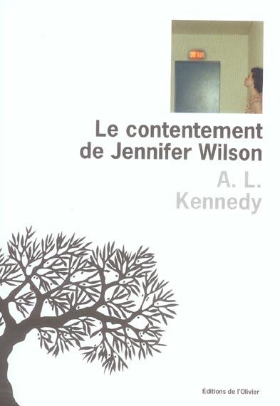 LE CONTENTEMENT DE JENNIFER WILSON