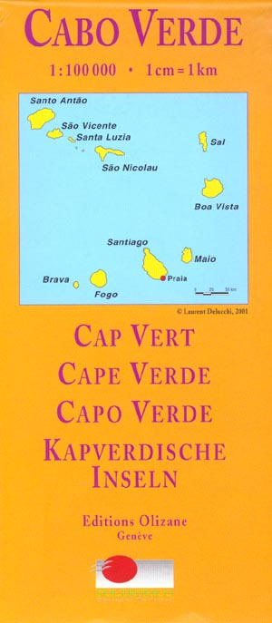 CARTE - CAP-VERT