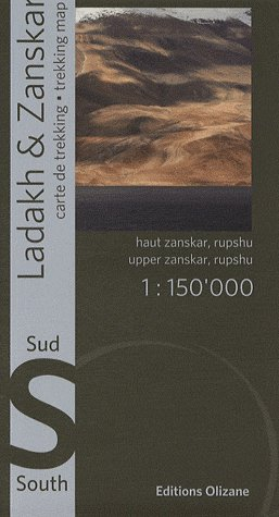 CARTE - LADAKH-ZANSKAR (SUD)