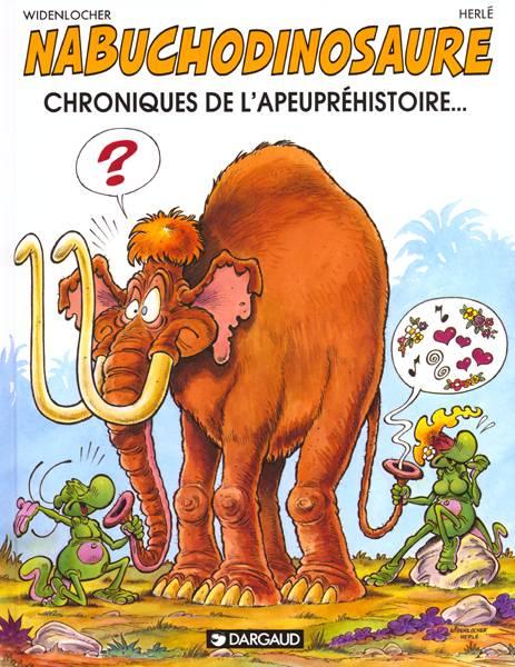NAB - T2 - CHRONIQUES DE L'APEUPREHISTOIRE