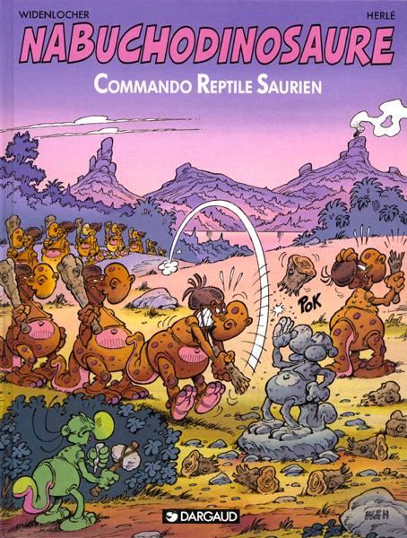 NAB - T05 - COMMANDO REPTILE SAURIEN