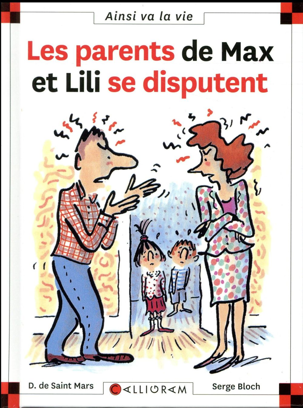 PARENTS DE MAX ET LILI SE DISPUTENT (LES)