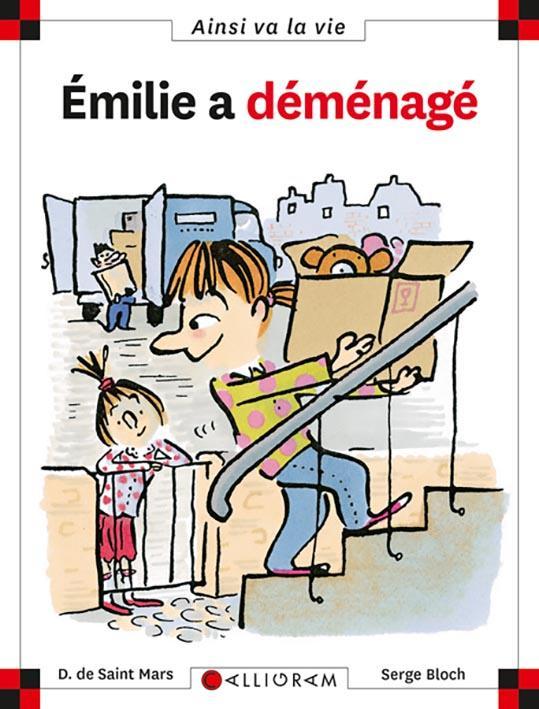 EMILIE A DEMENAGE