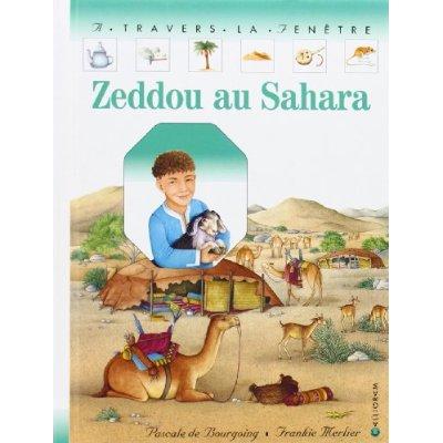 ZEDDOU AU SAHARA