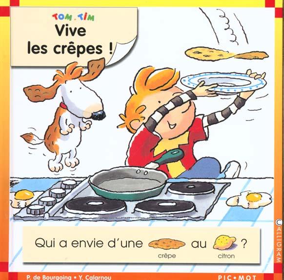 VIVE LES CREPES !