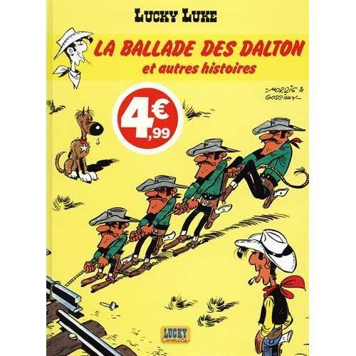 LUCKY LUKE - TOME 17 - BALLADE DES DALTON ET AUTRES HISTOIRES (LA) (INDISPENSABLES 2020)
