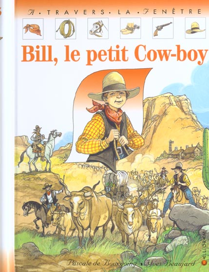 BILL, LE PETIT COW BOY