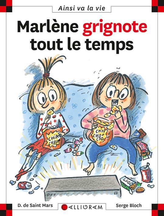 MARLENE GRIGNOTE TOUT LE TEMPS