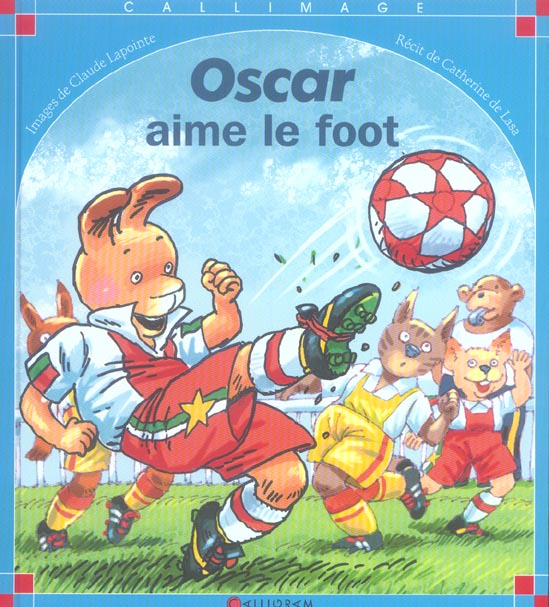 OSCAR AIME LE FOOT