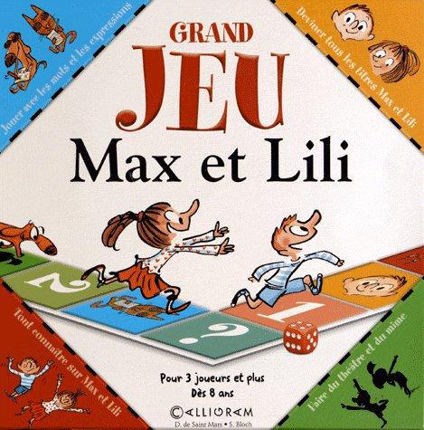 GRAND JEU MAX ET LILI