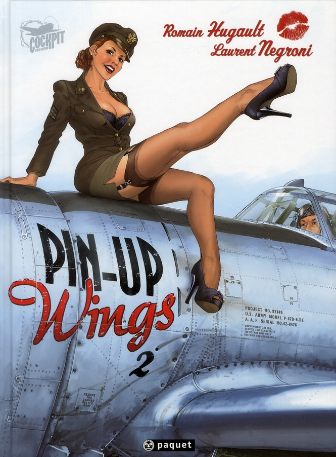 NR - PIN-UP WINGS T2