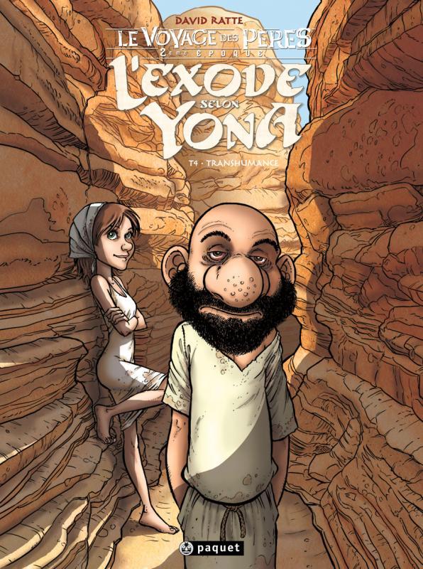 L'EXODE SELON YONA T4 - TRANSHUMANCE