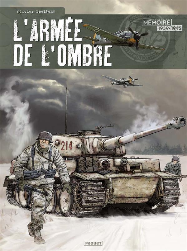 L'ARMEE DE L'OMBRE INTEGRALE