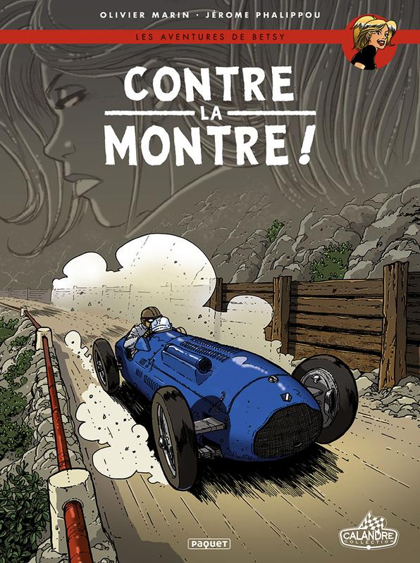 LES AVENTURES DE BETSY T3 - CONTRE LA MONTRE !