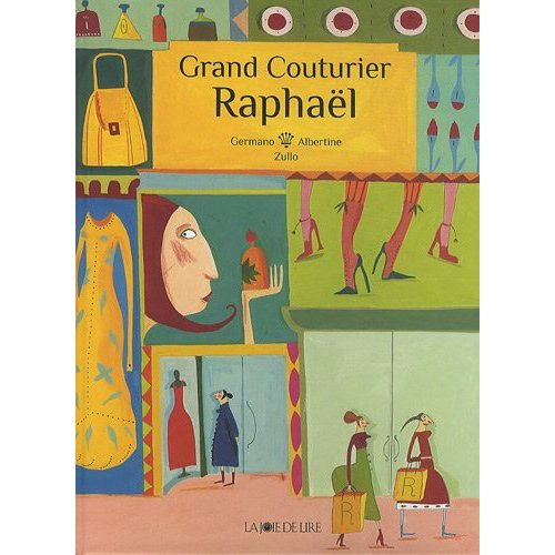 GRAND COUTURIER RAPHAEL