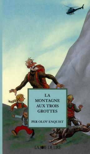 LA MONTAGNE AUX TROIS GROTTES