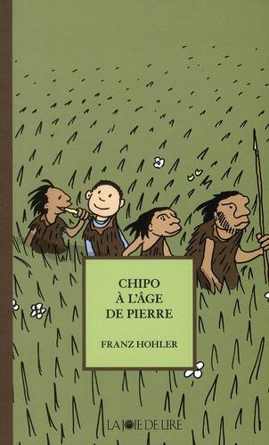 CHIPO A L'AGE DE PIERRE