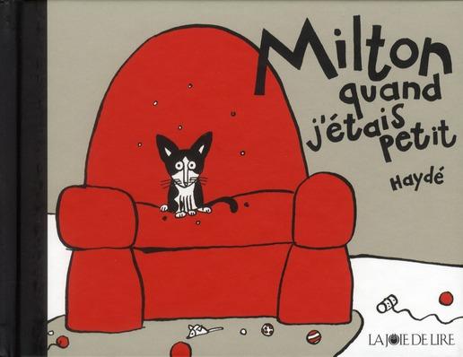 MILTON QUAND J'ETAIS PETIT