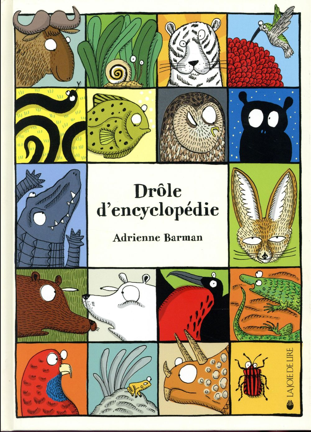 DROLE D'ENCYCLOPEDIE