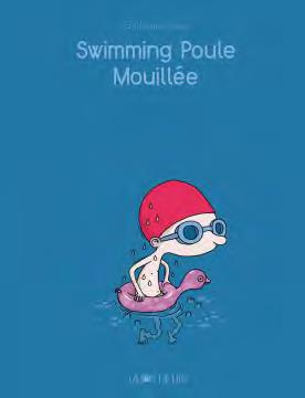 SWIMMING POULE MOUILLEE