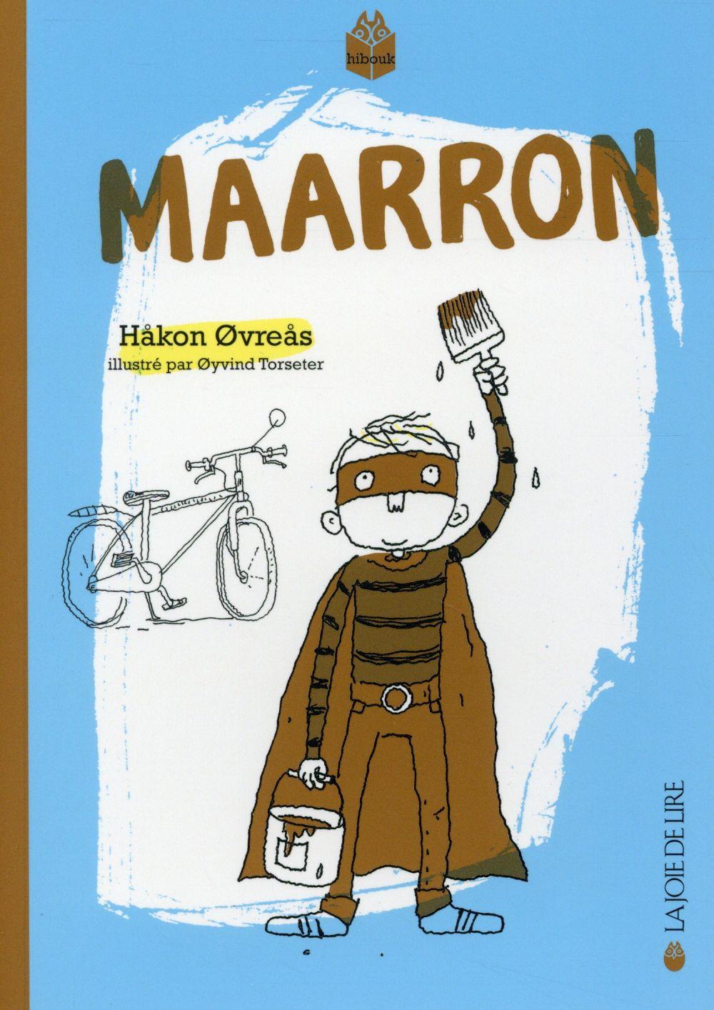 MAARRON