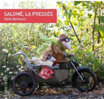 SALOME LA PRESSEE