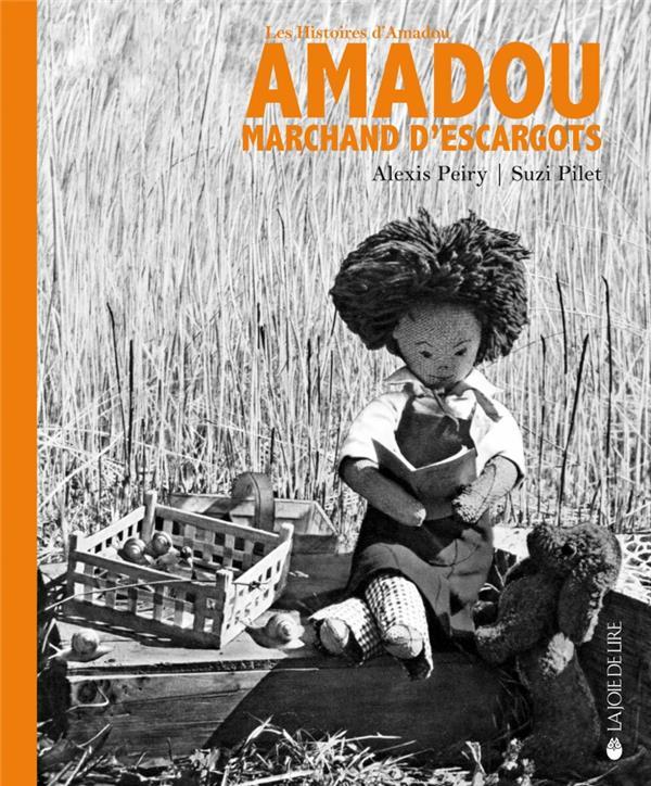 AMADOU MARCHAND D'ESCARGOTS