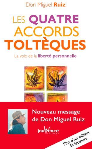 QUATRE ACCORDS TOLTEQUES NE (POCHE)(LES)